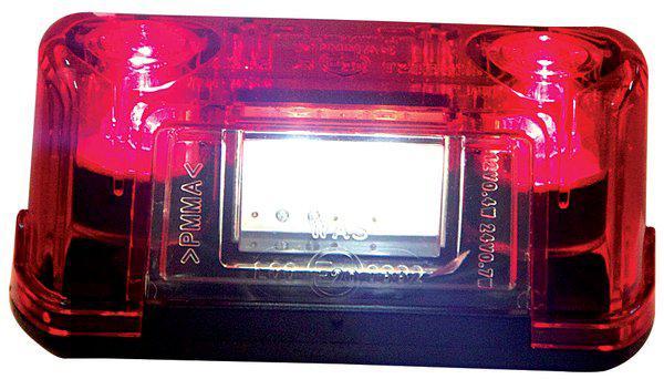 fac1b03e2c0 NUMBRITULI 4-LED 12-24V PUNANE